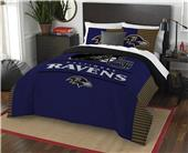 Northwest NFL Ravens Full/Queen Comforter & Shams