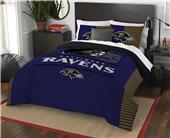 Northwest NFL Ravens Full/Queen Comforter & Shams