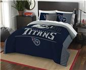 Northwest NFL Titans Full/Queen Comforter/Shams