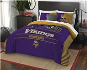 Northwest NFL Vikings Full/Queen Comforter & Shams