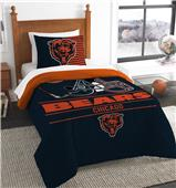 Northwest NFL Bears Twin Comforter & Sham