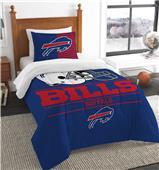 Northwest NFL Bills Twin Comforter & Sham