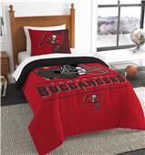 Northwest NFL Buccaneers Twin Comforter & Sham