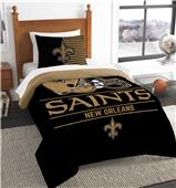 Northwest NFL Saints Twin Comforter & Sham