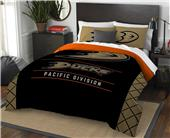 Northwest NHL Ducks Full/Queen Comforter & Shams