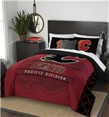 Northwest NHL Flames Full/Queen Comforter & Shams