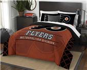 Northwest NHL Flyers Full/Queen Comforter & Shams