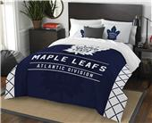 Northwest NHL Toronto Full/Queen Comforter & Shams