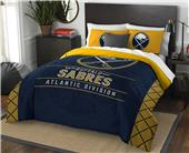 Northwest NHL Sabres Full/Queen Comforter/Shams