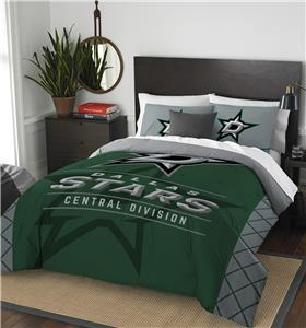 Northwest NHL Stars Full/Queen Comforter & Shams