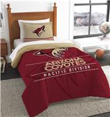 Northwest NHL Coyotes Twin Comforter & Sham