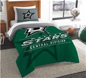 Northwest NHL Stars Twin Comforter & Sham
