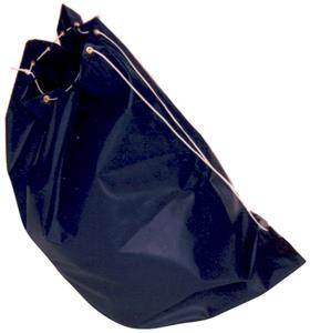 Hadar Vinyl-Coated Nylon Duffle Bag