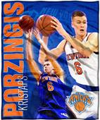 Northwest NBA Kristaps Porzingis HD Silk Throw