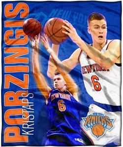 Northwest NBA Kristaps Porzingis HD Silk Throw