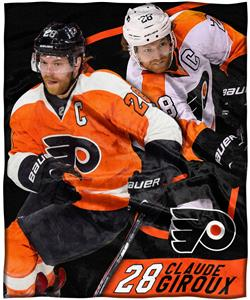 Northwest NHL Claude Giroux HD Silk Touch Throw