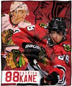 Northwest NHL Patrick Kane HD Silk Touch Throw