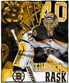 Northwest NHL Tuukka Rask HD Silk Touch Throw