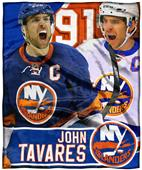 Northwest NHL John Tavares HD Silk Touch Throw