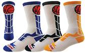 Red Lion B-Ball Crew Socks - Closeout