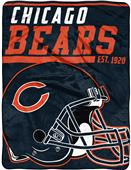 Northwest NFL Bears 40yd Dash Raschel Throw