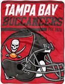 Northwest NFL Buccaneers 40yd Dash Raschel Throw