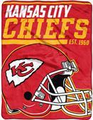 Northwest NFL Chiefs 40yd Dash Raschel Throw