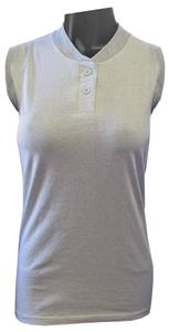 Champro Womens Two Button Sleeveless Jerseys C/O