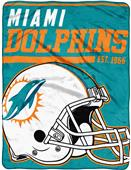 Northwest NFL Dolphins 40yd Dash Raschel Throw