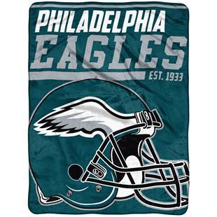 Northwest NFL Eagles 40yd Dash Raschel Throw