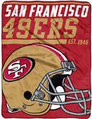 Northwest NFL 49ers 40yd Dash Raschel Throw