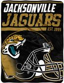 Northwest NFL Jaguars 40yd Dash Raschel Throw
