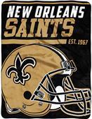 Northwest NFL Saints 40yd Dash Raschel Throw