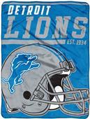 Northwest NFL Lions 40yd Dash Raschel Throw