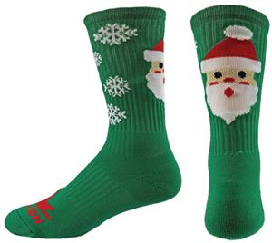 Red Lion St. Nick Crew Socks - Closeout