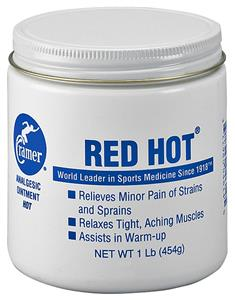 "Cramer Sports Medicine ""Red Hot"" Cramergesic"