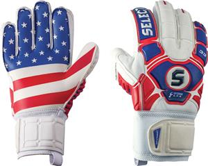 Select US33 All Round Soccer Goalie Gloves