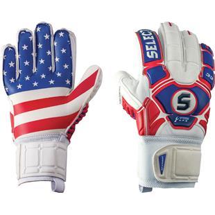 Select US33 All Round Soccer Goalie Gloves