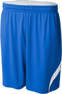 A4 Reversible Double Double Basketball Shorts