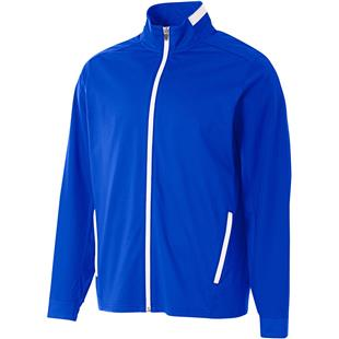 A4 Adult League Full Zip Warm Up Jacket