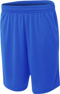 "A4 10"" Player Shorts with Side Pockets"