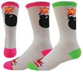 Red Lion The Bomb Crew Socks