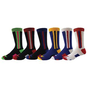 Red Lion Racer Crew Socks - Closeout