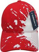 Decky Splat Polo Cap