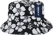 Decky Floral Polo Bucket Hat