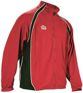 Admiral Pasadena Light Red Soccer Warm Up Jacket