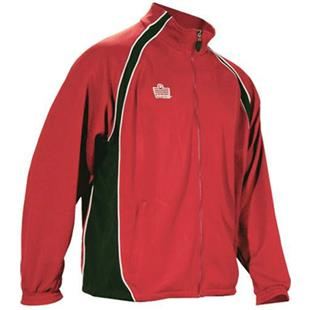 Admiral Pasadena Light Red Soccer Warm Up Jacket