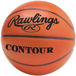 Rawlings NCAA Contour Ultra-Tack Basketballs