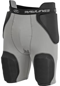 Rawlings 5-Pad Football Girdle
