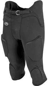 Rawlings Integrated Pad Football Pant - Light